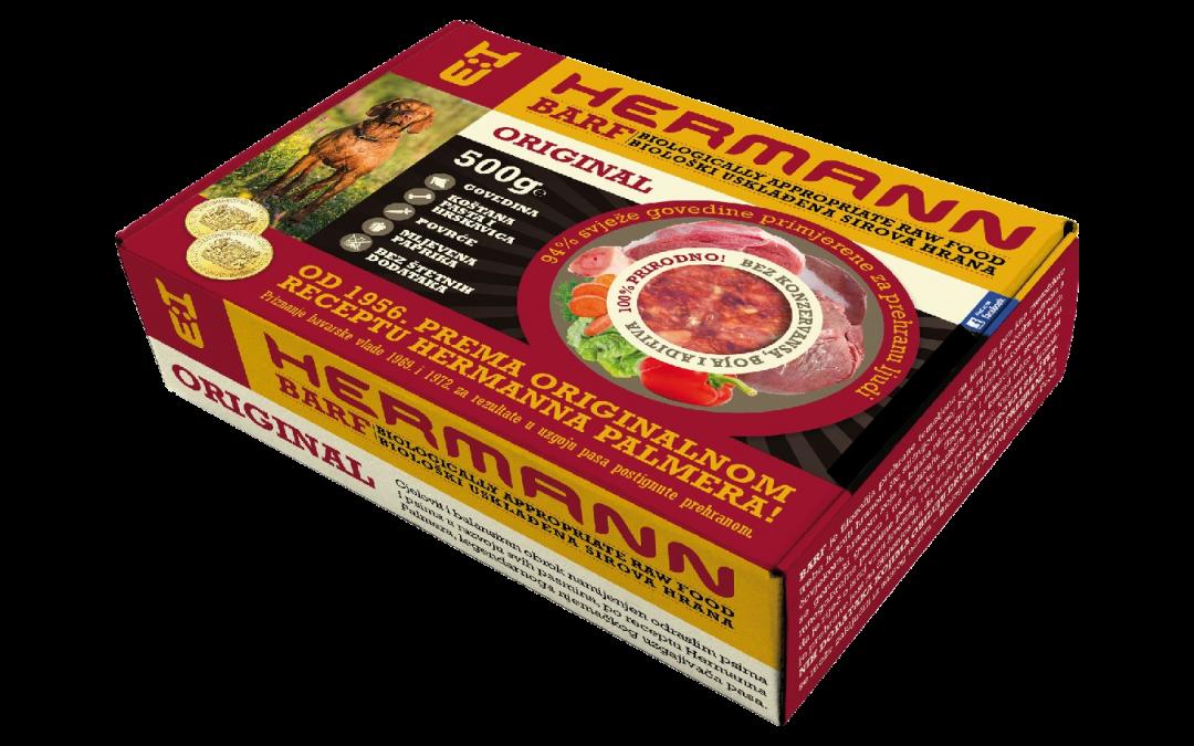 Opoziv predmeta HERMAN BARF ORIGINAL (PALMER'S BARF)